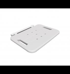 Banco para Banho Articulado 50 x 42 cm - compacto