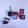 Alarme PCD / PNE com Fio - SLIM