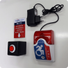 Alarme PCD / PNE Audiovisual Sem Fio (Wireless) - Slim