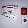 Alarme PCD / PNE Audiovisual Sem Fio (Wireless) - LV PLUS