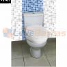 Assento Sanitário Elevado 13,5 cm Almofadado