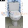 Assento Sanitário Elevado 7,5 cm Almofadado
