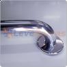 Barra de Apoio para Banheiro Aluminio Polido