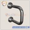 barra de apoio lateral para lavatorio aluminio polido